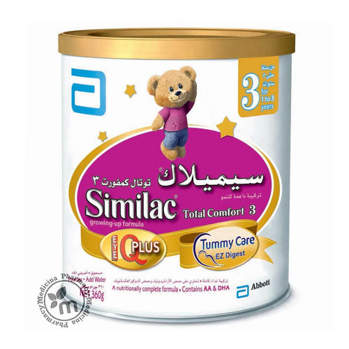 Similac Total Comfort Stage 3 360 gm