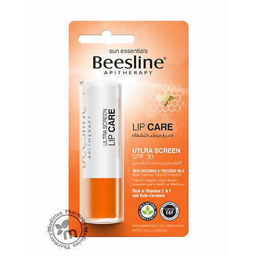 Beesline Lip Care Ultra Screen Spf30