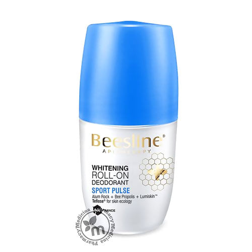 Beesline Sport Pulse Whitening Roll On Deo