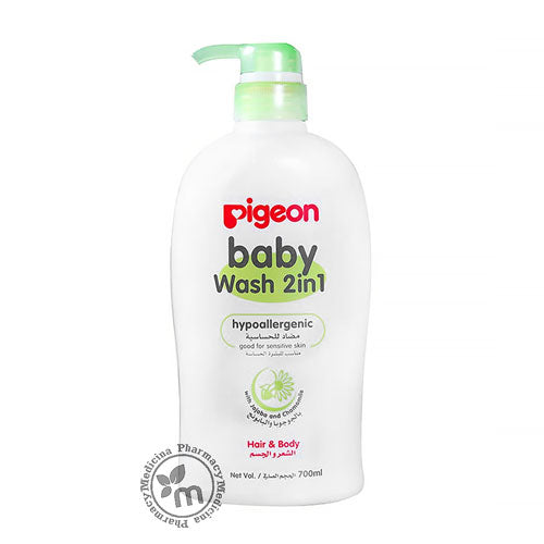 Pigeon Body Wash 2In1 700 ml 8597