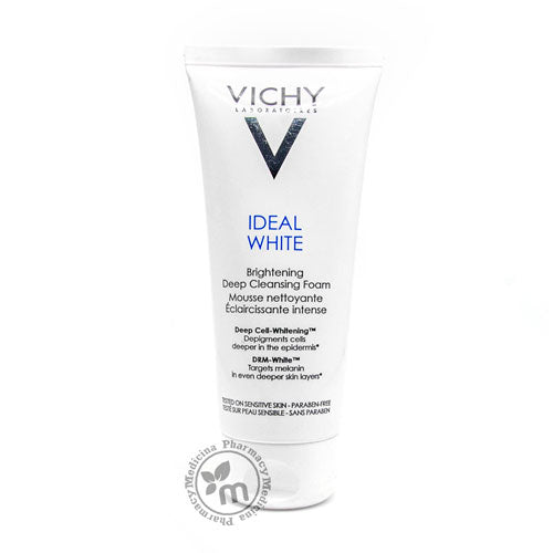 Vichy Ideal White Deep Cleansing Foam Anti Dark Spots