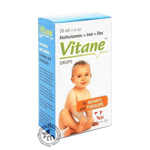 Buy Vitanes Drops 30 ml in Dubai UAE
