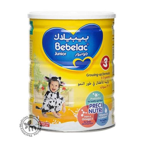 Bebelac 3 Junior 400 gm Above 12 Months