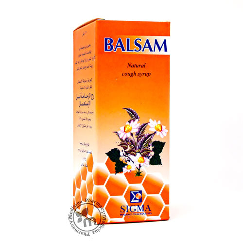 Balsam Natural Cough Syrup