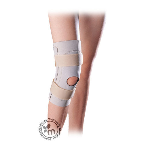 Stabilized Knee Support With Donut Buttress RKNN100 Makida - Medicina Online Pharmacy | UAE