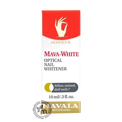 Mavala Mava White Correct Stained Nails