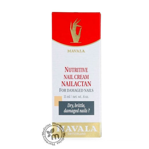 Mavala Nailsactan Nutritive Nails Cream