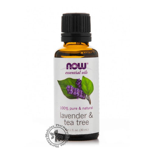Now Lavender and Tea Tree Oil