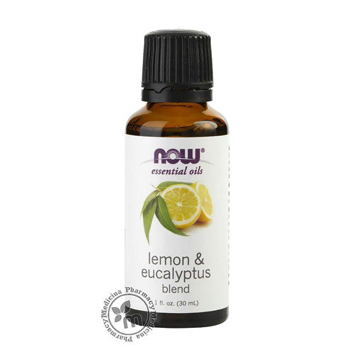 Now Lemon & Eucalyptus Oil Blend