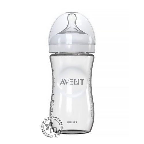 Buy Avent Natural Feeding Bottle Glass in Dubai UAE in Dubai UAE (1389693272113)