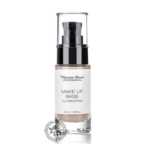 Pierre Rene Base illuminating Makeup Light Rose
