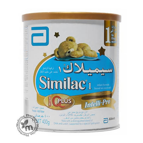 Shop Similac Gain 1 Intelli Pro 400 gm in Dubai UAE