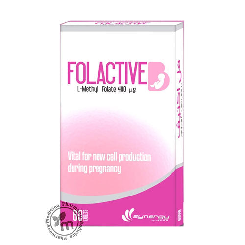 Buy Folactive Tablets in Dubai UAE