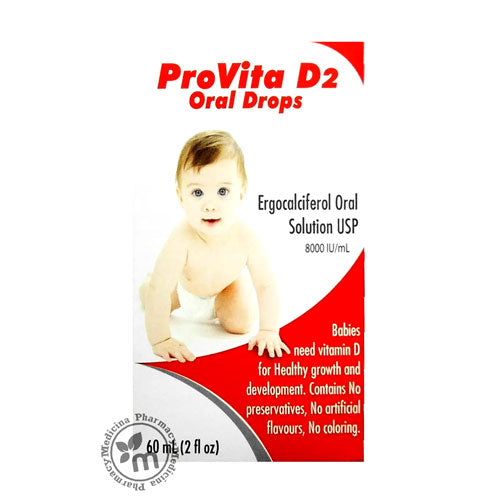 Buy Provita D2 Oral Drops in Dubai UAE