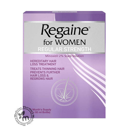 Regaine 2% Topical Solution for Women