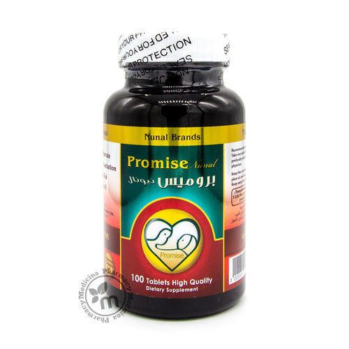 Promise Tablets 100s - Medicina Online Pharmacy | UAE