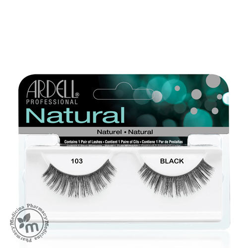 Ardell Eyelash Natural 103 Black - Medicina Online Pharmacy | UAE