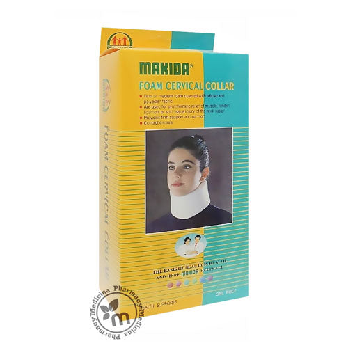Cervical Collar Support RCEP120 Makida - Medicina Online Pharmacy | UAE