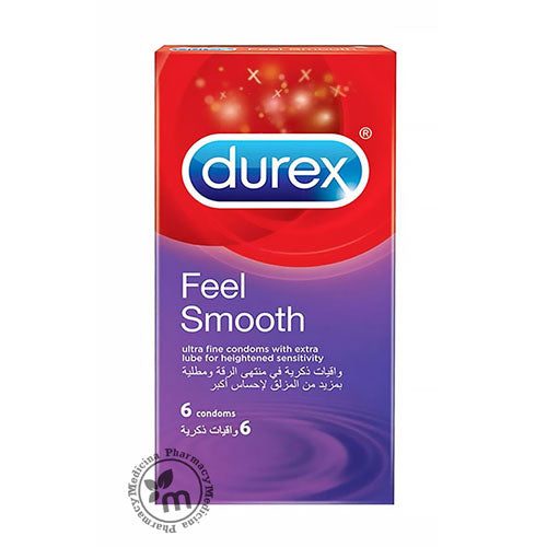 Durex Featherlite Feel smooth 6s