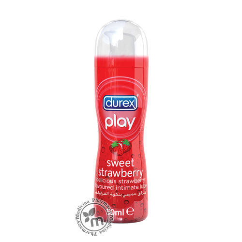 Durex Play sweet strawberry Gel