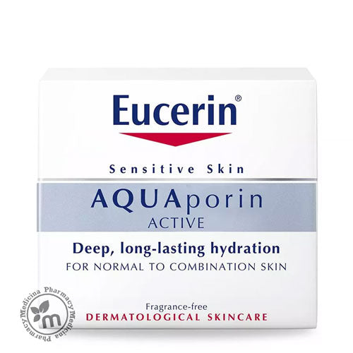 Eucerin Aquaporine Active Cream Normal To Combined (1376829112369)