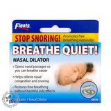 Flents Breathe Quiet Nasal Dilator