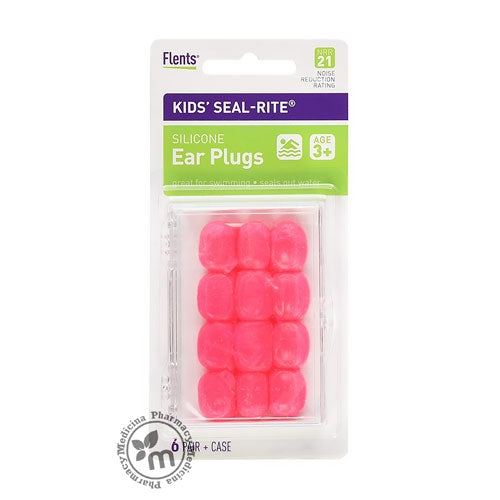 Flents Kids Silicone Ear Plugs 265