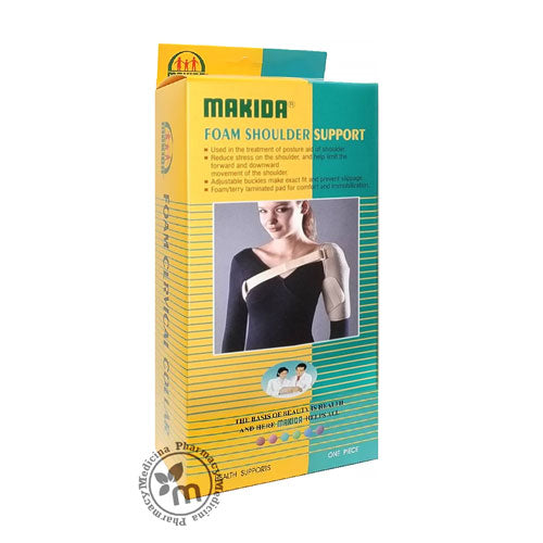 Foam Shoulder Support HSHF100 Makida