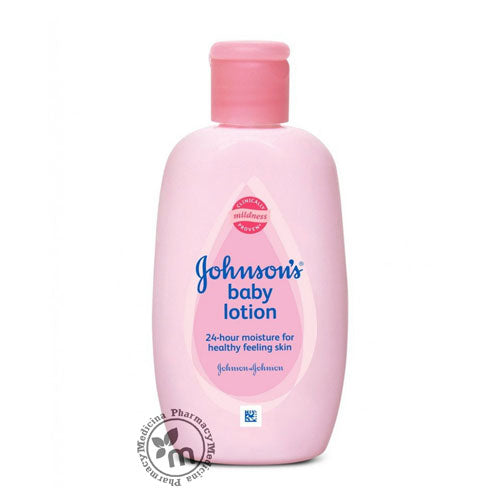 Johnson's Baby Lotion Pink