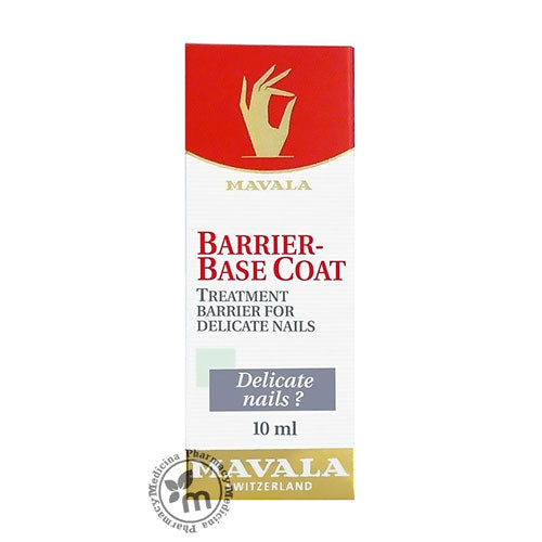 Mavala Barrier Base Coat Nail Protector