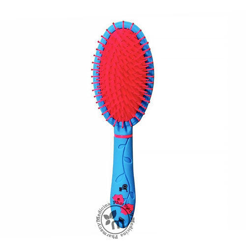 Or Bleu Hairbrush HB403