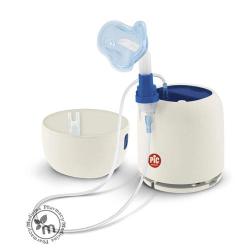 Pic Air Family Aerosol Pistone All Family Nebulizer - Medicina Online Pharmacy | UAE