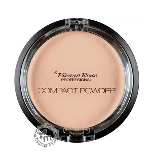 Pierre Rene Prof Compact Powder Natural Bronze 06