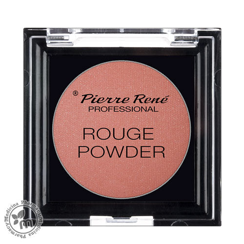 Pierre Rene Rouge Powder Perfect Peach 03