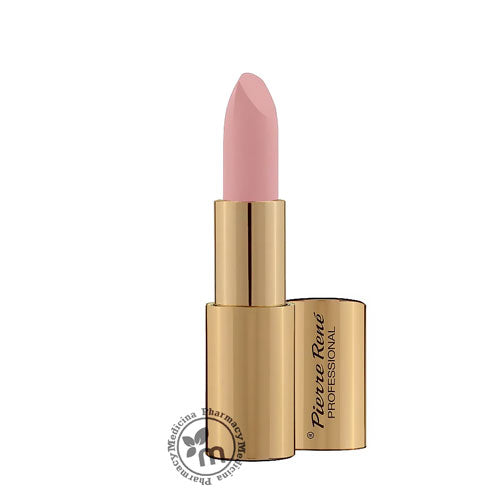 Pierre Rene Royal Mat Lipstick Blush Silk 01