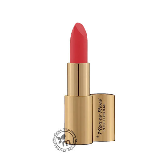 Pierre Rene Royal Mat Lipstick Dusty Cedar 05