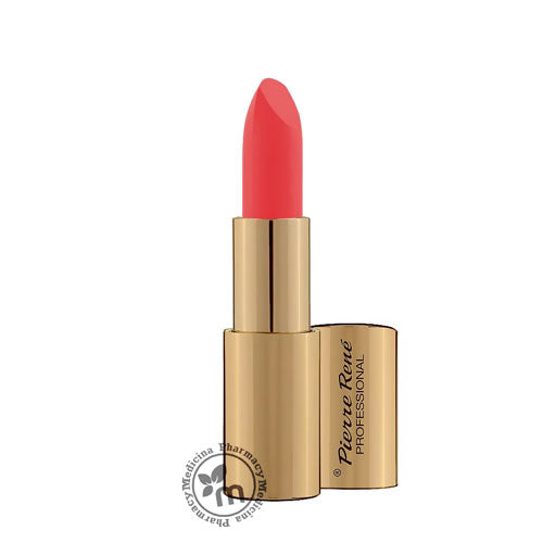 Pierre Rene Royal Mat Lipstick Plush Peach 07