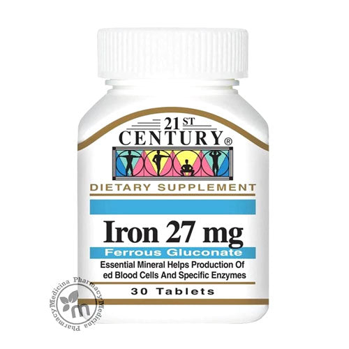 Buy 21st Century Iron Anemia Treatment in Dubai UAE