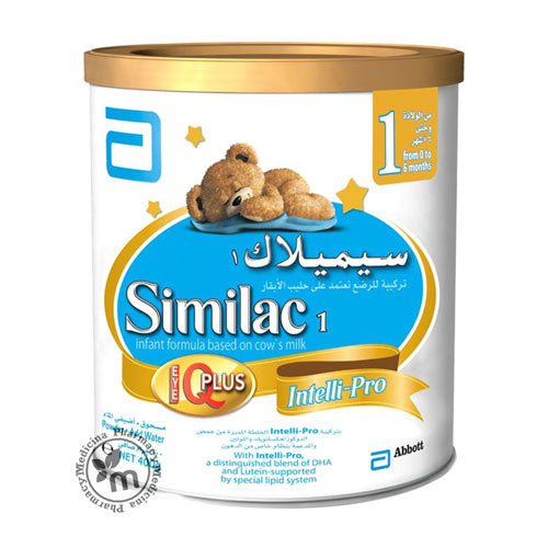 Buy Similac Baby 1 Intelli Pro 400 gm From 0 to 6 months