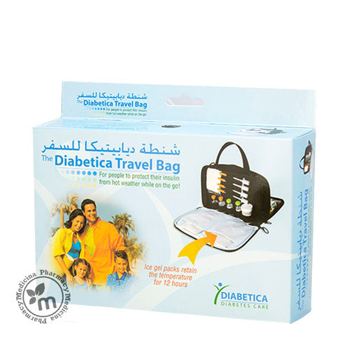 Diabetica Travel Bag