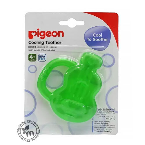 Pigeon Cooling Teether Guitar