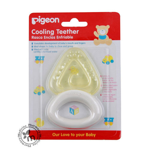 Pigeon Cooling Teether Triangle