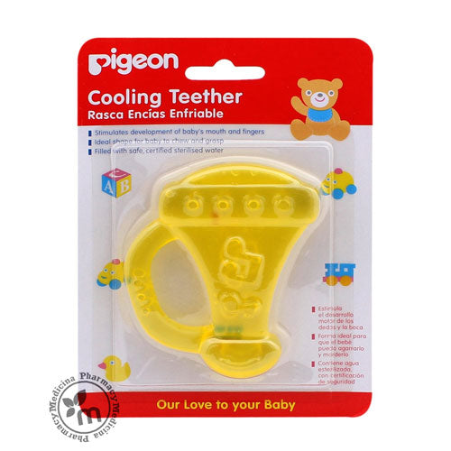 Pigeon Cooling Teether Trumpet