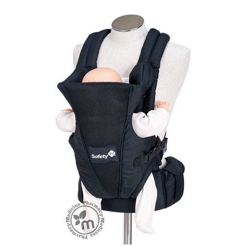 Safety 1st Uni-T Baby Carrier Black