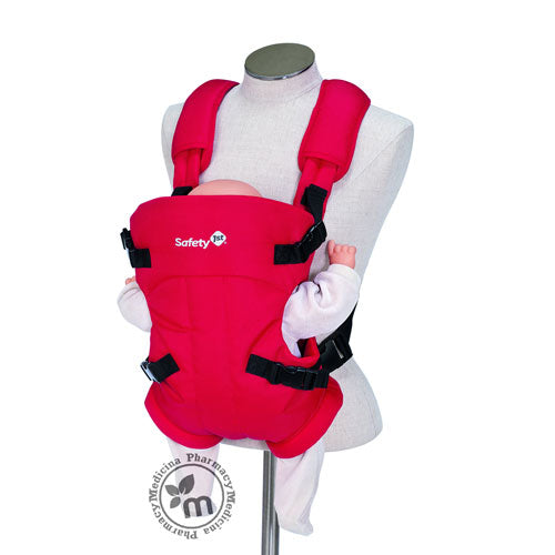 Safety 1st Uni-T Baby Carrier Red