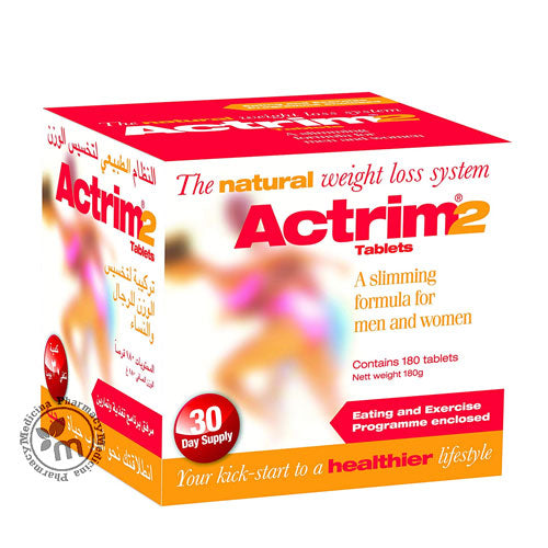 Actrim2 Capsules for Weight Control