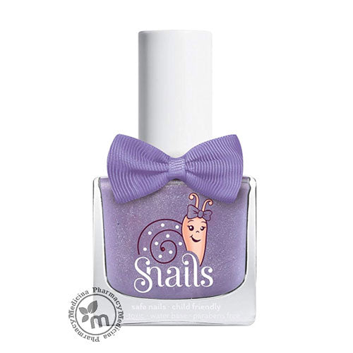 Snails Purple Comet Nail Polish Safe for Kids Water Washable (11284605063)
