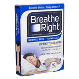 Breathe Right Nasal Strips- Regular, 10Strips