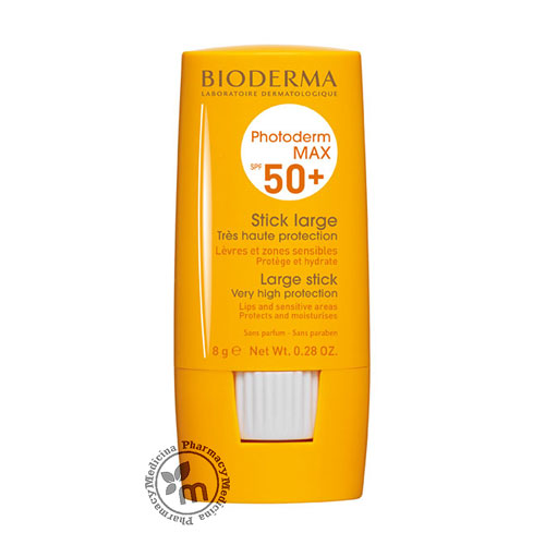 Bioderma Sunscreen Photoderm Max Stick Spf50+