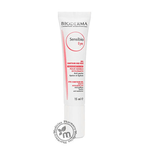 Buy Bioderma Sensibio Eye Contour Gel in Dubai UAE